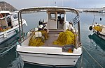 Agia Galini harbour in Crete, Greece 002.jpg