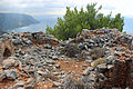 Agia Roumeli - ruined watchtower – 02.jpg