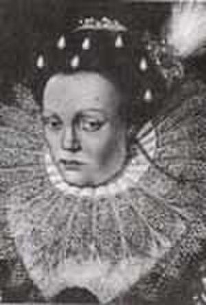 Agnes Hedwig of Anhalt - Image: Agnes Hedwig Anhalt