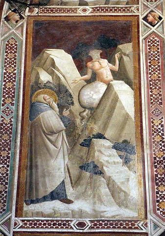 File agnolo gaddi storie di sant 39 antonio abate antonio for Arredo bimbo sant antonio abate