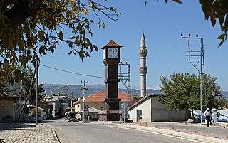 Ahırlı District in Turkey