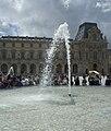 Aile Mollien and Pavillon Mollien, Louvre - panoramio - Arwin Meijer.jpg