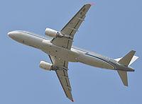VP-BNT - A320 - Aeroflot