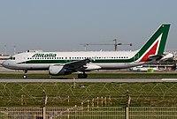 EI-EIC - A320 - Alitalia