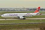 Airbus A330-300 (TransAsia Airways) - F-WWYH - MSN 1378 (10313155795).jpg