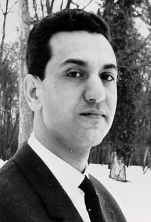 Hocine Aït Ahmed - Ait Ahmed during the summer of 1958