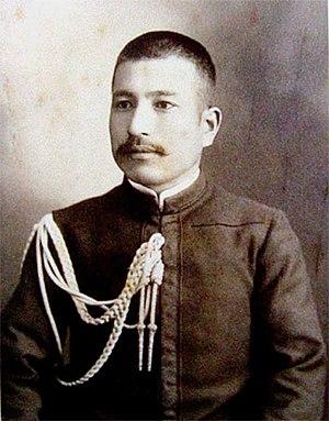 Akiyama Saneyuki - Japanese Admiral Akiyama Saneyuki