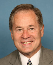 Alan Mollohan 111th Congressional portrait.jpg