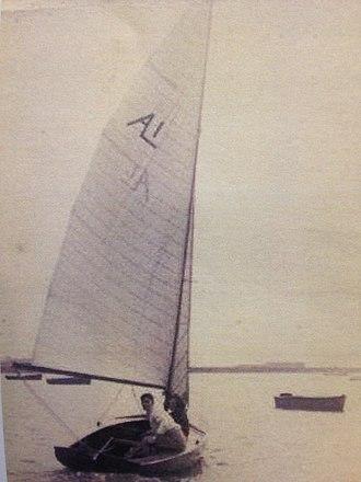 Albacore (dinghy) - Albacore 1
