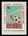 Albania 1984-06-12 15q stamp - UEFA Euro 1984.jpg