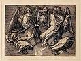 Albrecht dürer, sudarium mostrato da due angeli, 1513.jpg
