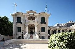 Palacio de la princesa Fatma Al-Zahra. Alejandría