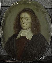 Portrait of Alexander Morus, Professor at Amsterdam