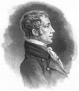 Alexander Smyth - Portrait of Alexander Smyth