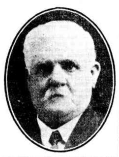 Alfred Edden Australian politician