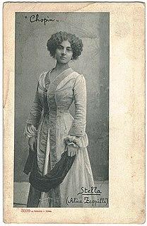 Alice Zeppilli French operatic singer