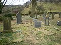 All Angels Church, Hubberholme, Graveyard - geograph.org.uk - 1171594.jpg