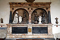 All Hallows Church Tottenham Haringey England - Richard Candeler and Ferdinando Heyborne monument.jpg