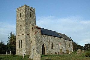 Bircham Newton - Image: All Saints, Bircham Newton, Norfolk geograph.org.uk 310333