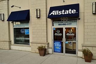 Allstate American insurance company
