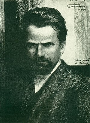 Alois Delug - Alois Delug, by O Tomasi (1911)