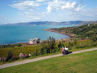 Finnmark - Altafjorden, Alta