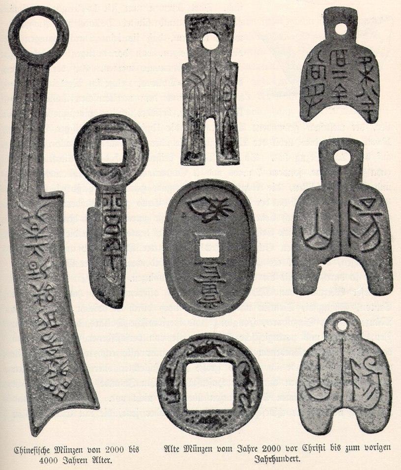 AltechinesischeMuenzen