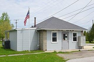 Alvada, Ohio Unincorporated community in Ohio, United States
