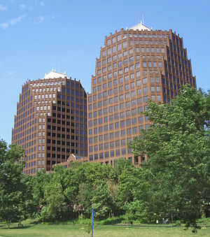 American Century Companies - American Century Towers, Kansas City, Missouri