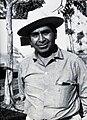 Amado Martinez-Palacios. Photograph by L.J. Bruce-Chwatt. Wellcome V0027989.jpg