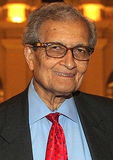 Amartya Sen Indian economist and philosopher