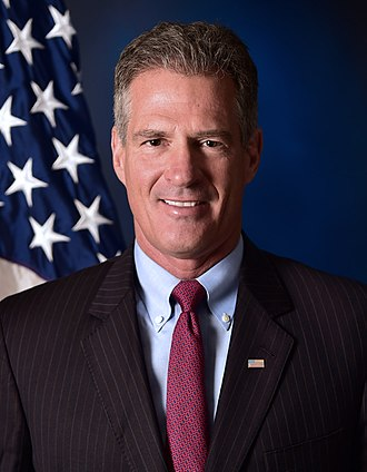 Scott Brown (politician) - Image: Ambassador Scott Brown