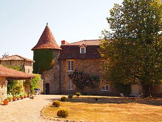 Ambernac - Chateau de Plaisnaud