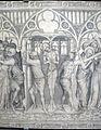 Ambito parigino, parato di narbona, 1375 ca. 03.JPG