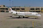 America West Express (Desert Sun Airlines) Fokker 70 (F-28-0070) Silagi-1.jpg