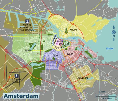 Ville Jolie Proche Amsterdam