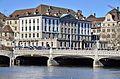 Amthaus I (Waisenhaus-Stadtpolizei Zürich) - Limmatquai 2015-02-26 12-43-26.JPG