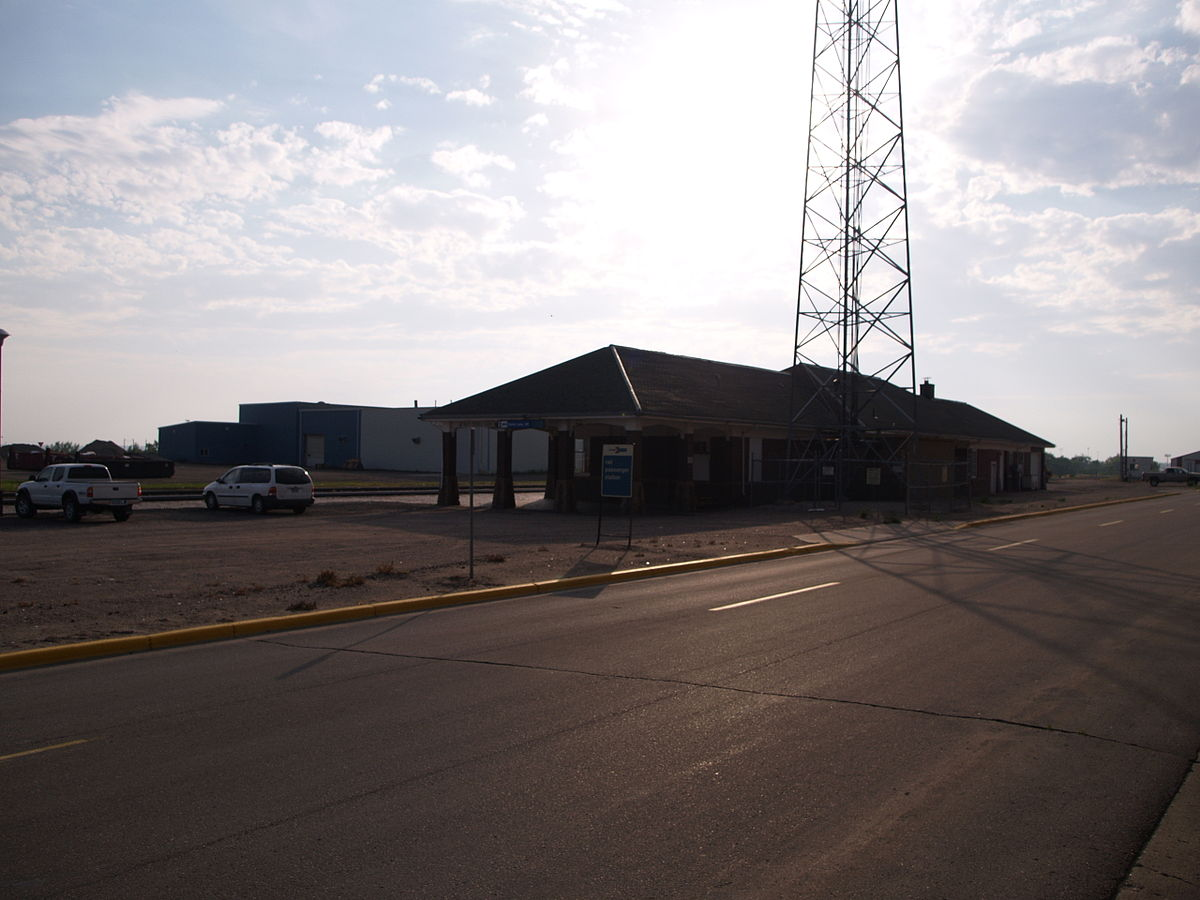 Devils Lake Nd >> Devils Lake station - Wikipedia