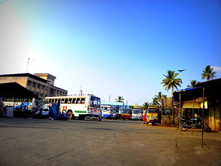 Andamukkam City Bus Stand