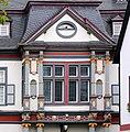 Andernach, Haus von der Leyen, Stadtmuseum. Erker (2019-08-28 Sp).jpg