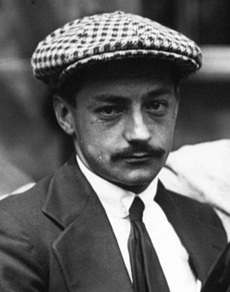 André Boillot - Boillot in 1914