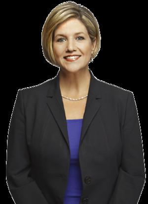Ontario New Democratic Party leadership election, 2009 - Andrea Horwath