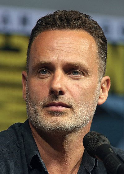 Andrew Lincoln, British actor