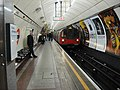 Angel tube station, northbound Platform - geograph.org.uk - 670203.jpg