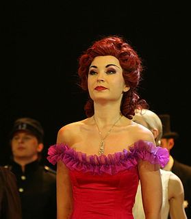 Carlotta (<i>The Phantom of the Opera</i>) character from Gaston Lerouxs novel The Phantom of the Opera