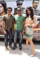 Anil Kapoor,Ajay Devgn,Sameera Reddy at Tezz promotional bus ride (2).jpg