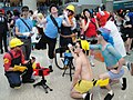 Anime Expo 2011 - make love not video game war (5917379243).jpg