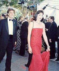 Anjelica Huston Danny Huston 62nd Annual Academy Awards.jpg