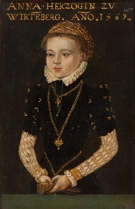 Anna, Schlesien-Liegnitz-Brieg, Herzogin