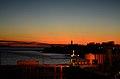 Anochecer en Colonia de Sacramento, Uruguay - panoramio.jpg